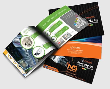 Dịch vụ In Catalogue giá rẻ đẹp nét