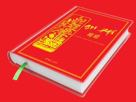 in sách màu giá rẻ gia phả