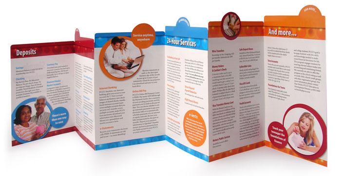 Đẹp tinh tế lôi cuốn - Tác dụng của Brochure