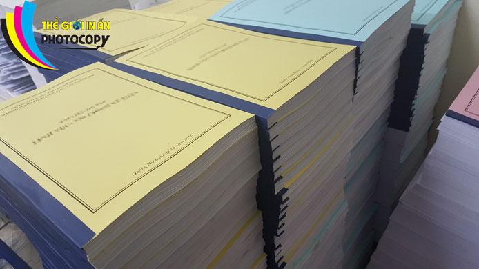 photocopy giá rẻ sách, tài liệu