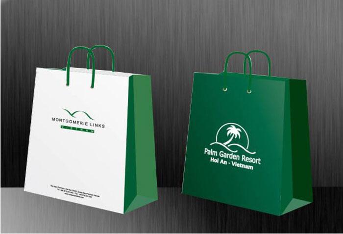 In bao bì, túi giấy hình thức quảng cáo hiệu quả