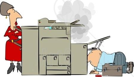 Lựa chọn dòng máy photocopy phù hợp với mục đích sử dụng