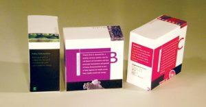 Hộp giấy mang lại sức hút cho thương hiệu sản phẩm