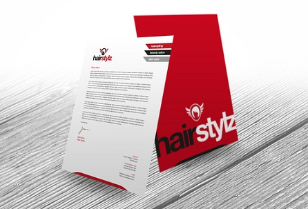 In mẫu giấy tiêu đề (letterhead) đẹp cho công ty, doanh nghiệp
