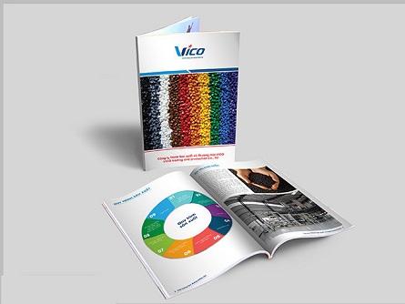 Mẫu hồ sơ năng lực của công ty Vico