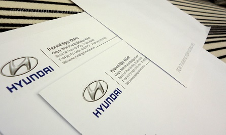 Thiết kế letter head chuyên nghiệp tại Hà Nội