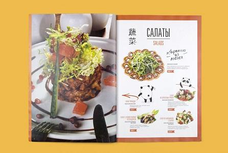 Sự quan trọng của mẫu thiết kế thực đơn trong kinh doanh nhà hàng