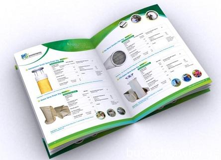 Hình ảnh mẫu in catalogue đẹp