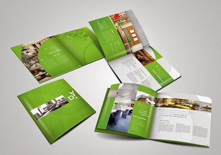 phan biet brochure va catalogue profile