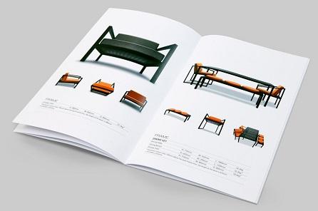 Hình ảnh in catalogue giá rẻ tại Hà Nội