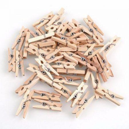 kẹp giấy gỗ