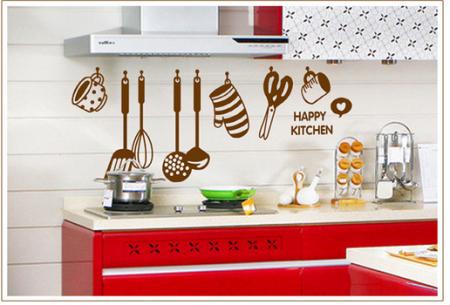mẫu decal nhà bếp đẹp