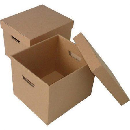 hộp giấy được làm từ giấy duplex