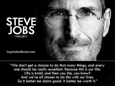 Poster Steve Jobs