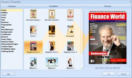 Phần mềm thiết kế poster miễn phí