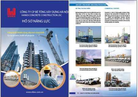 mẫu hồ sơ năng lực công ty xây dựng