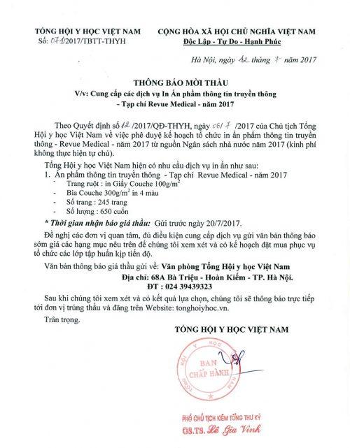 Nội dung hồ sơ mời thầu