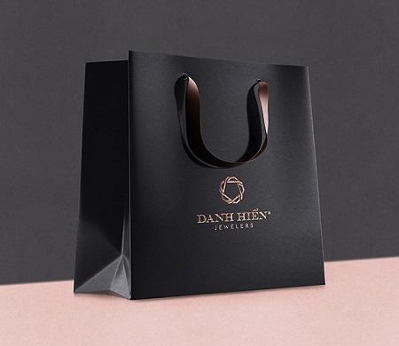 Cách thiết kế kiểu dáng mẫu túi giấy đẹp