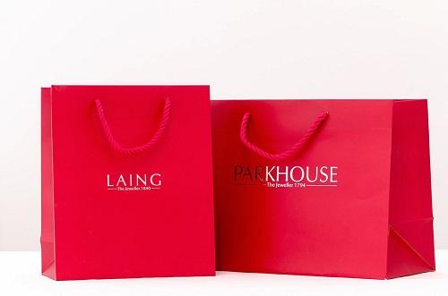 Túi giấy quảng cáo doanh nghiệp